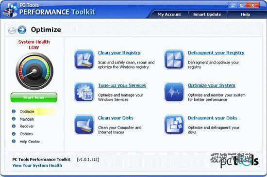 Performance Toolkit 图片 01