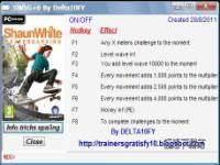 肖恩怀特滑板6项属性修改器 缩略图