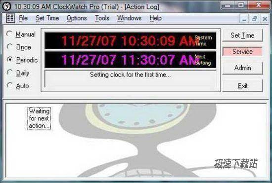 clockwatch pro 4.5.2 通�^���r�g的服�掌鞯木W�j校�r�件