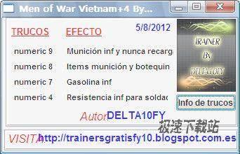 战争之人越南修改器 图片 01