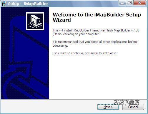 iMapBuilder Interactive Flash Map Builder 图片 01