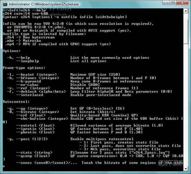 x264 Video Codec 图片 01