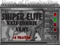 狙击精英:纳粹僵尸部队五项修改器 缩略图