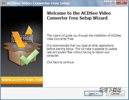 ACDSee Video Converter Free 图片 01