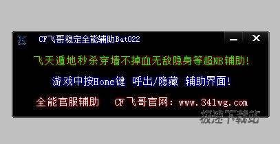 CF飞哥稳定全能辅助 图片 01