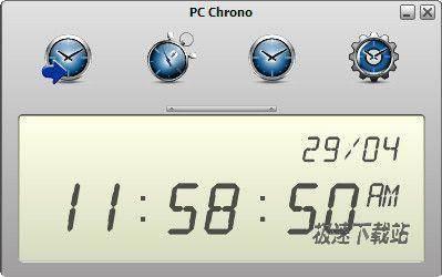 桌面时钟秒表定时器 图片 01