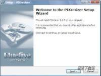 PIXresizer图片批量缩放及转换器 缩略图