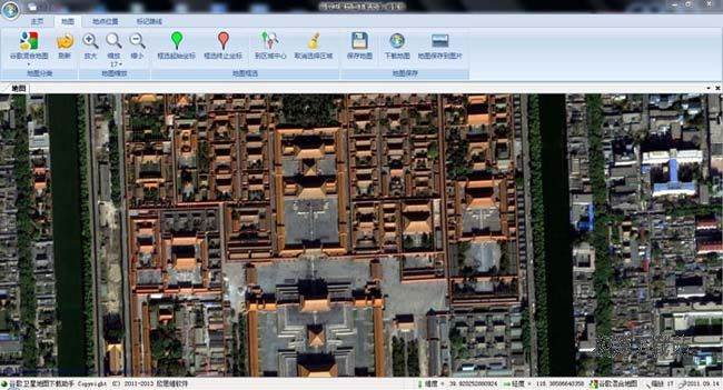 欣思维谷歌地图下载助手 图片 01