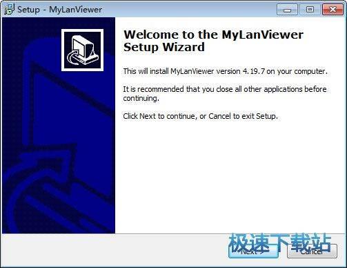 MyLanViewer Network IP Scanner 图片 01