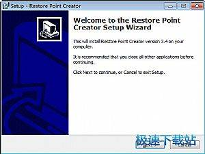 Restore Point Creator �s略�D