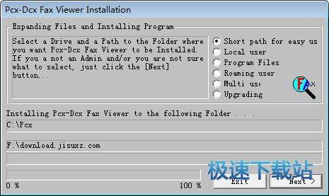 Pcx-Dcx Fax Viewer 图片 01