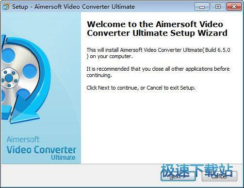 Aimersoft Video Converter 图片 01s