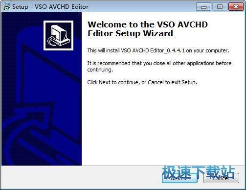 VSO AVCHD Editor 图片 01