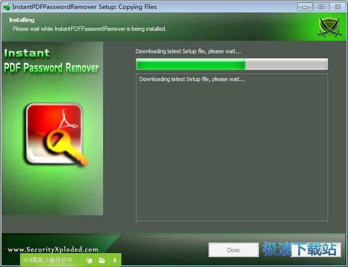 Instant PDF Password Remover 图片 01