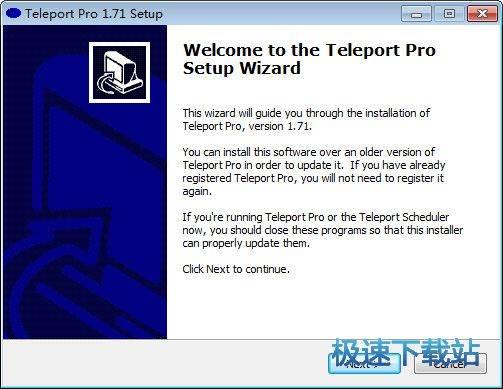 Teleport Pro 图片 01