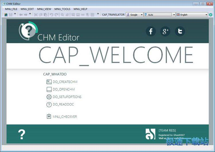 CHM Editor 图片 01