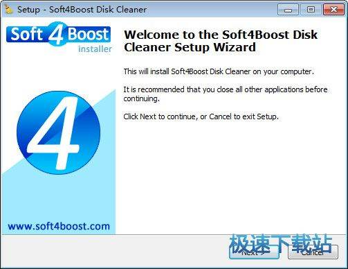 Soft4Boost Disk Cleaner 图片 01