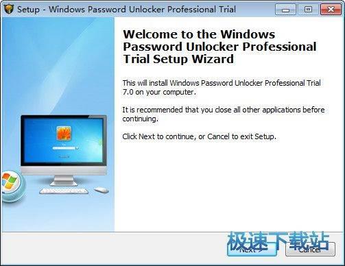Windows Password Unlocker 图片 01