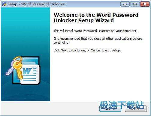 Word Password Unlocker 图片 01