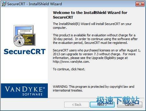 VanDyke SecureCRT 图片 01s