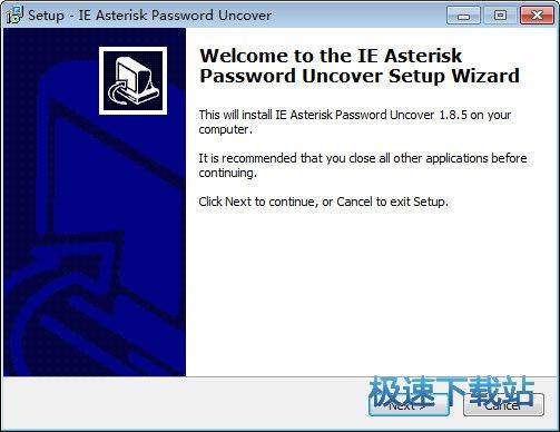 IE Asterisk Password Uncover 图片 01