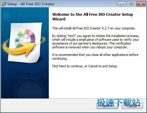 All Free ISO Creator 图片 01
