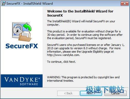 VanDyke SecureFX 图片 01s