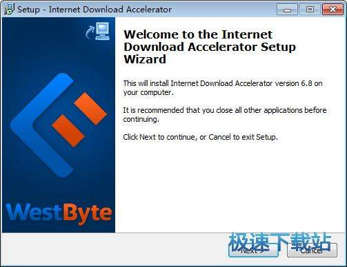 Internet Download Accelerator 图片 01s