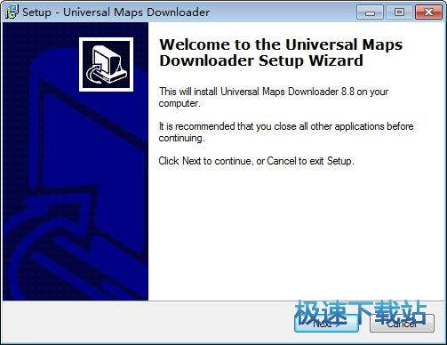 Universal Maps Downloader 图片 01s