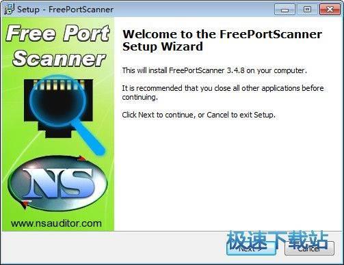 FreePortScanner 图片 01s
