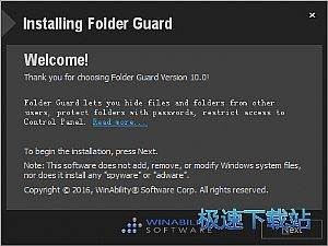 Folder Guard 缩略图
