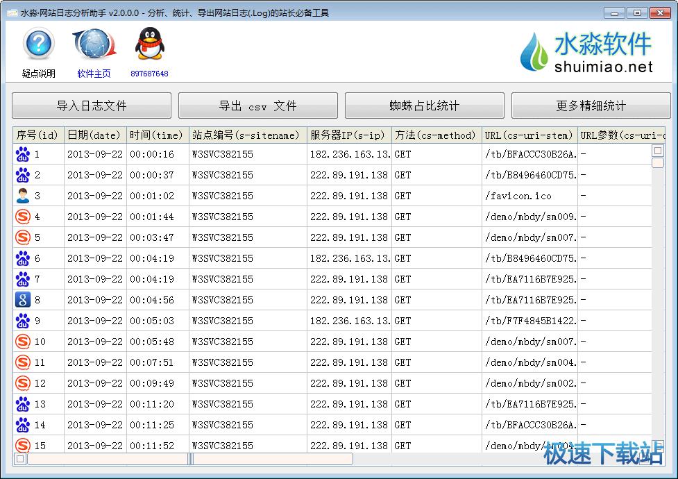 日志分析软件