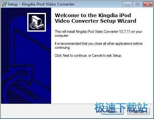 Kingdia iPod Video Converter 图片