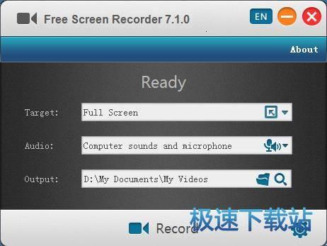 屏幕录像机图片
