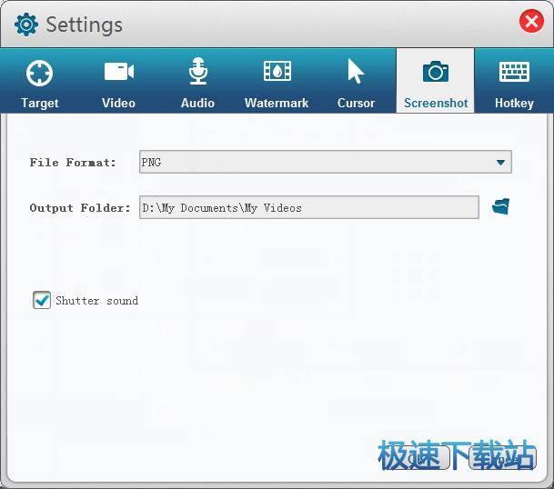 屏幕录像软件截图