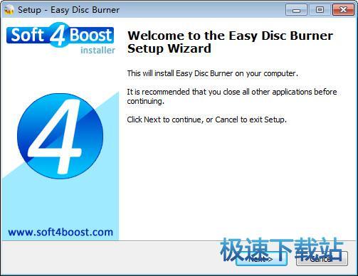 Soft4Boost Easy Disc Burner 图片 01s