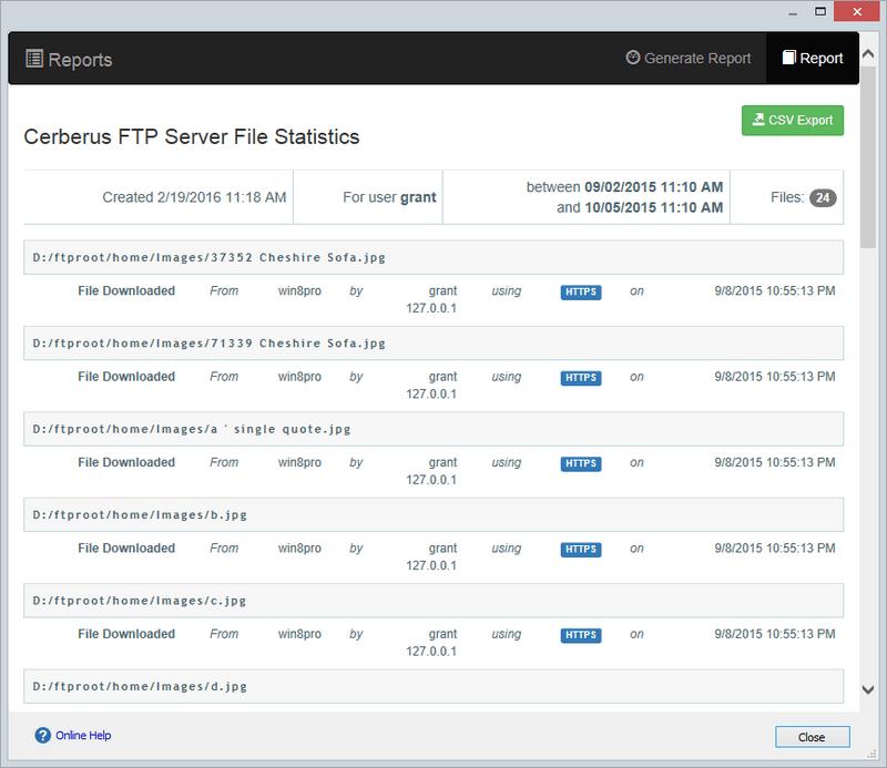 Cerberus FTP Server 图片 03s