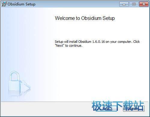 Obsidium �D片