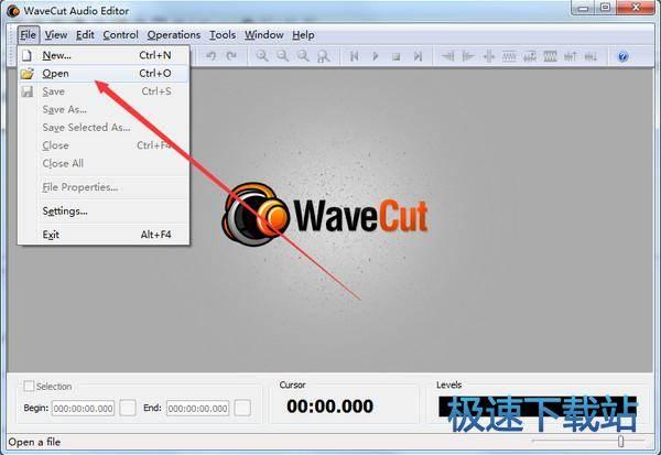 audio editor图片