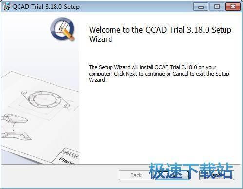 QCad 图片