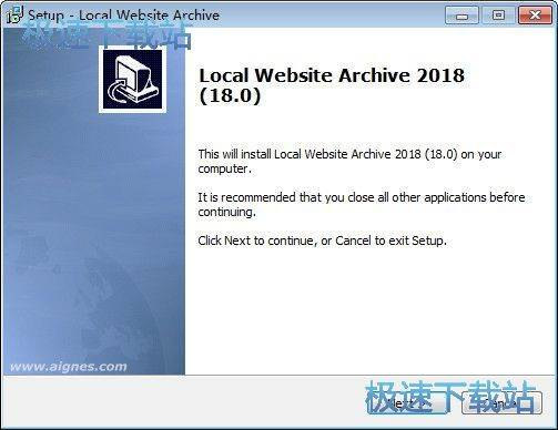 Local Website Archive 图片