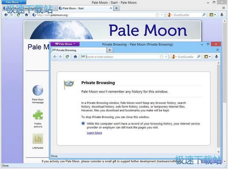 pale moon图片