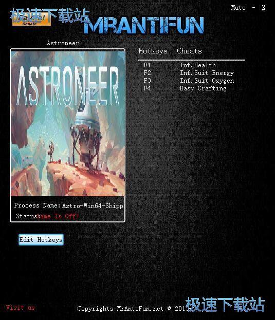 异星探险家4项修改器 图片