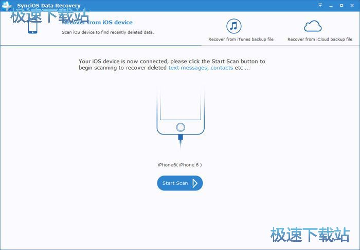 Syncios Data Recovery图片