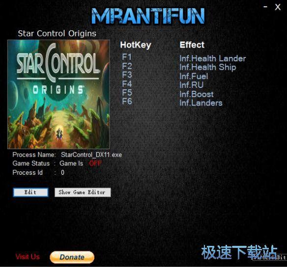 行星控制:起源修改器+6 图片