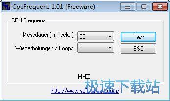 CpuFrequenz 图片 01s