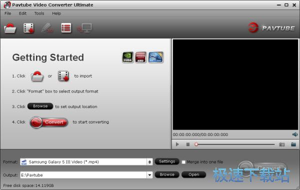 Pavtube Video Converter 图片 01s