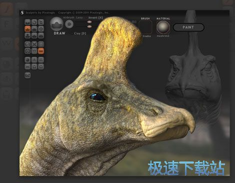Sculptris Alpha 6 图片 02s