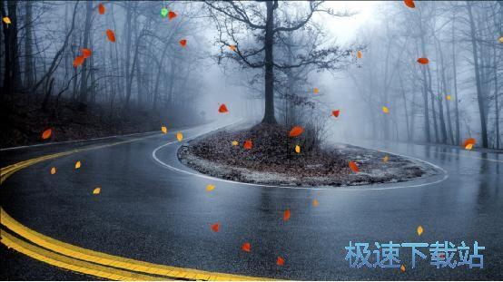 千里码屏幕下雪 图片 02s