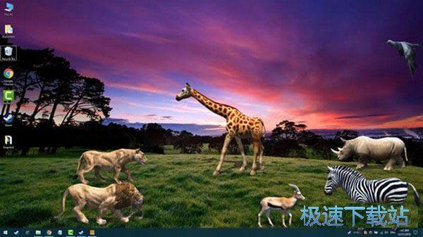 桌面动物世界工具下载